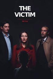 Cartel de La víctima