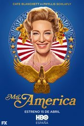 Cartel de Mrs. America