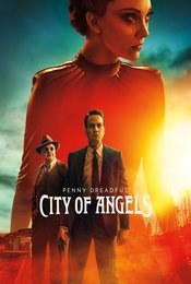 Cartel de Penny Dreadful: City of Angels