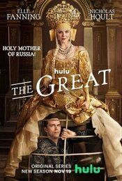 Cartel de The Great