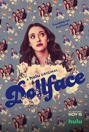 Cartel de Dollface
