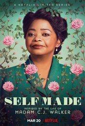 Cartel de Madam C.J. Walker: Una mujer hecha a sí misma