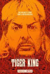 Cartel de Tiger King