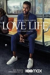 Cartel de Love Life