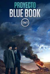 Cartel de Proyecto Blue Book