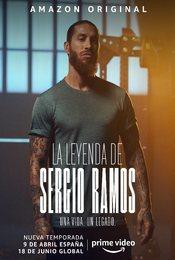 Cartel de La leyenda de Sergio Ramos