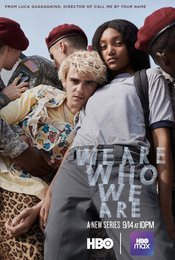 Cartel de We Are Who We Are
