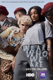 Cartel de We Are Who We Are