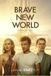 Cartel de Brave New World