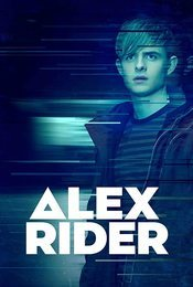 Cartel de Alex Rider