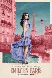 Cartel de Emily en París