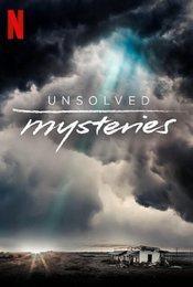Cartel de Misterios sin resolver