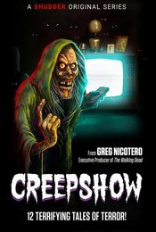 Cartel de Creepshow