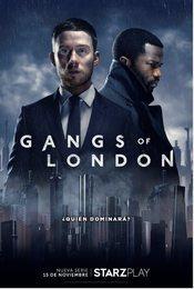 Cartel de Gangs of London