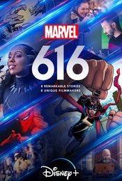 Cartel de Marvel 616