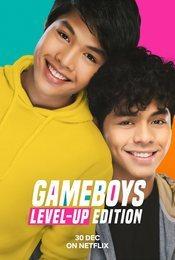 Cartel de Gameboys: Level-Up Edition