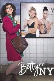 Cartel de Betty en NY