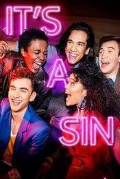 Cartel de It's a Sin