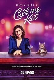 Cartel de Call Me Kat