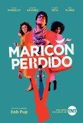 Cartel de la temporada 1 de Maricón perdido