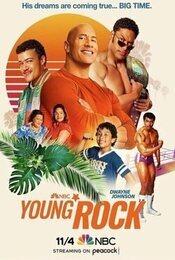 Cartel de Young Rock