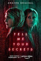 Cartel de Tell Me Your Secrets