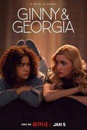 Cartel de Ginny y Georgia