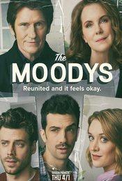 Cartel de The Moodys