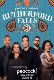Cartel de Rutherford Falls