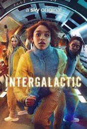 Cartel de Intergalactic