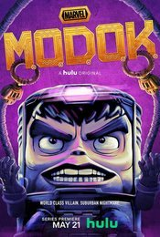 Cartel de Marvel: M.O.D.O.K.