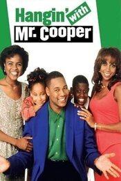 Cartel de Vivir con Mr. Cooper