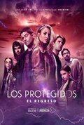 Cartel de la temporada 4 de Los protegidos