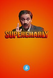 Cartel de Supercharly