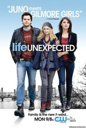 Cartel de Life Unexpected