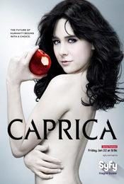 Cartel de Caprica
