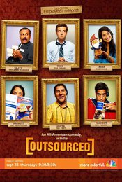 Cartel de Outsourced