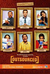 Cartel de Outsourced