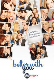 Cartel de Better With You