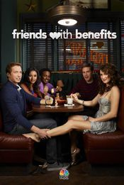 Cartel de Friends with Benefits