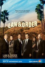 Cartel de Law and Order: Los Angeles