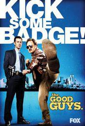 Cartel de The Good Guys