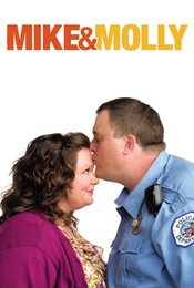 Cartel de Mike and Molly