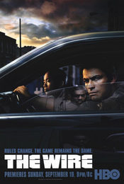 Cartel de The Wire