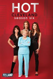 Cartel de Hot in Cleveland
