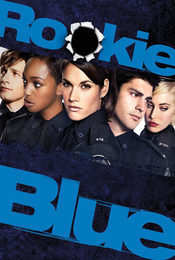 Cartel de Rookie Blue