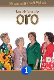 Cartel de Las chicas de oro (2010)