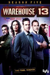 Cartel de Warehouse 13