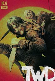 Cartel de The Walking Dead