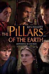 Cartel de Los pilares de la Tierra